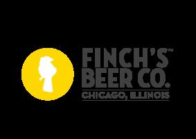 Finch_Beer_Flat_Logo_yellow_horiz